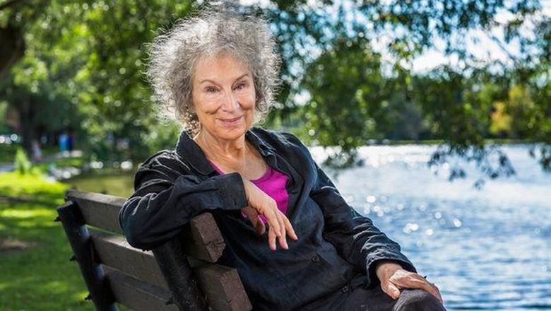 Margaret Atwood Diunggulkan di Nobel Sastra Tahun Ini Foto: Guardian
