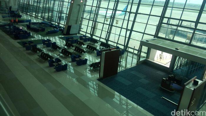 Penampakan dalam Terminal 3 Ultimate Bandara Soekarno-Hatta (Foto: Ahmad Masaul Khoiri/detikcom)