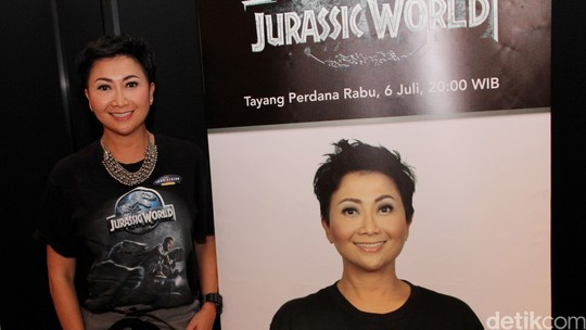 Sederet Selebriti ini Isi Suara di Jurassic World Versi Bahasa Indonesia