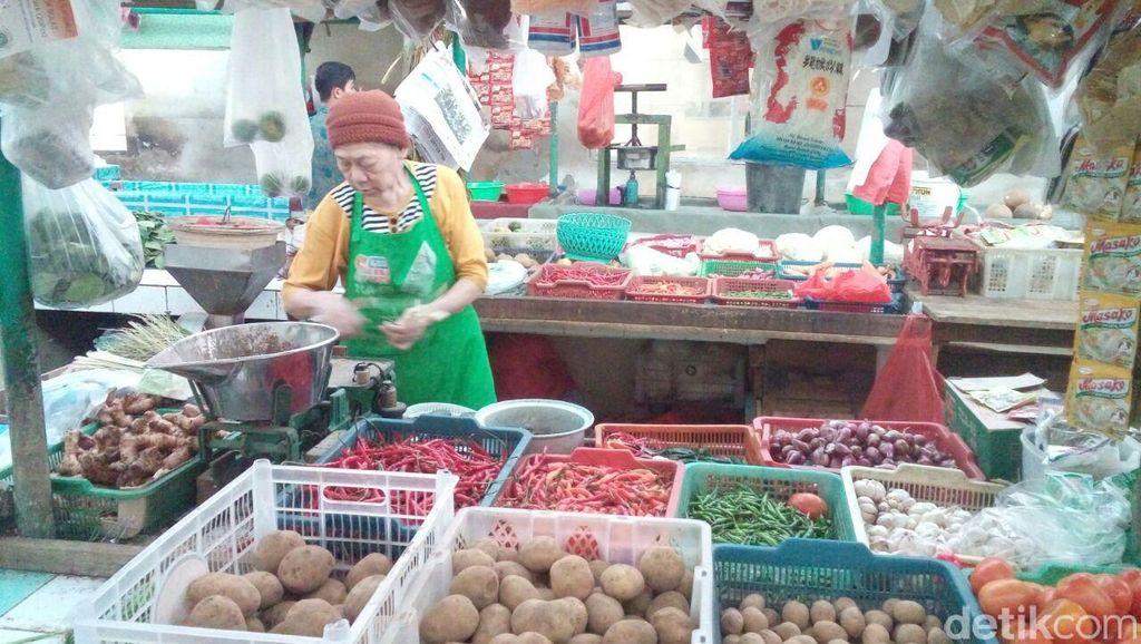 Di Supermarket, Kentang Impor Sudah Puluhan Tahun Dijual Bebas