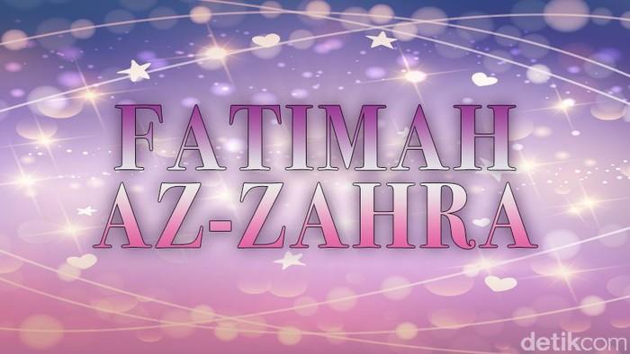 ilustrasi Fatimah Azzahra