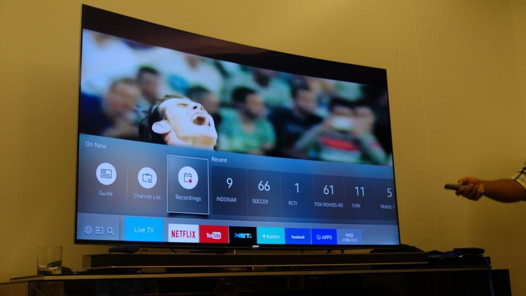 Samsung Patenkan TV Hologram