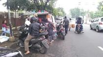 PKL Gasibu Membeludak, Pemkot Usul Ridwan Kamil Buat Terowongan