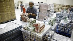 Bank Mandiri Siapkan Uang Tunai Rp 57 T Jelang Lebaran