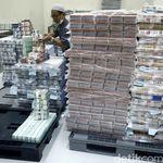 Kesiapan Bank Hadapi Lonjakan Permintaan Uang Tunai Saat Lebaran