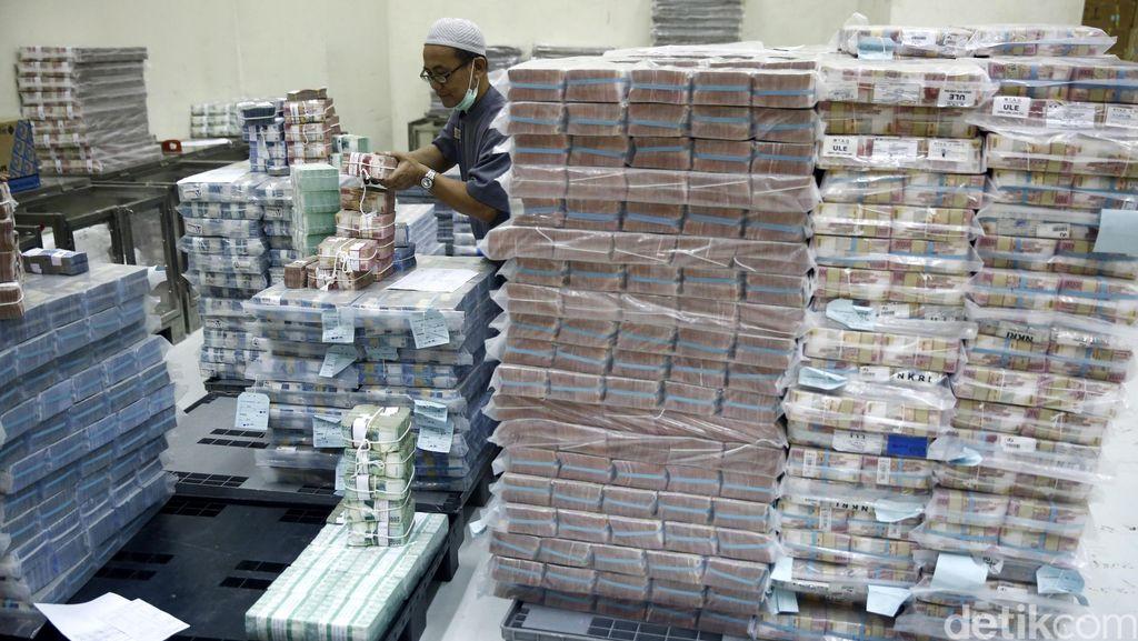 RI Cicil Utang Rp 400 Triliun, Kemenkeu: Masih Mampu Bayar