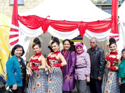 Di Asian Culture Festival Denmark, Budaya Indonesia Unjuk Gigi