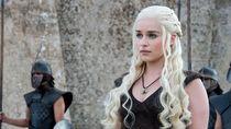 Pengakuan Emilia Clarke soal Adegan Tanpa Busana di Game of Thrones