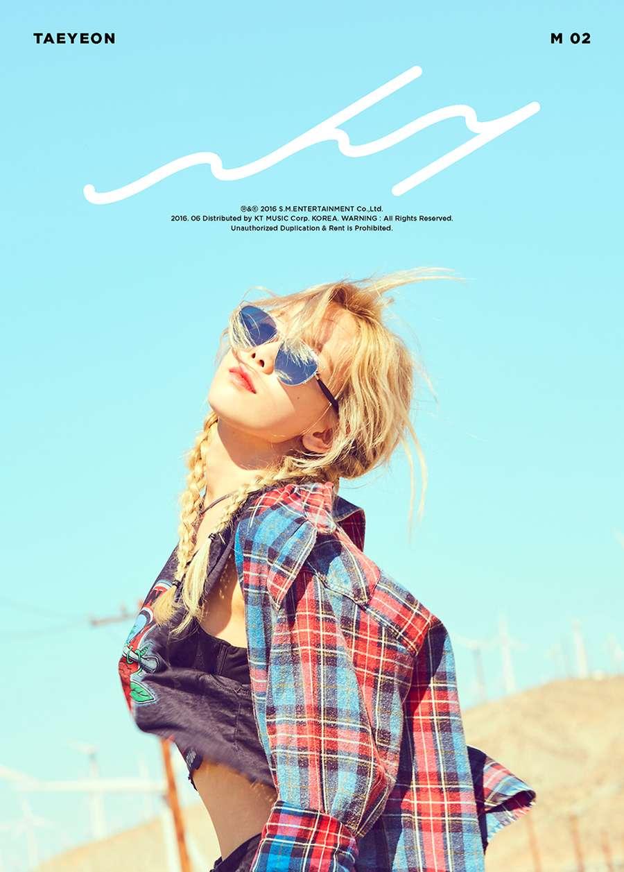 Yuk, Intip Foto Teaser Comeback Solo Taeyeon SNSD!