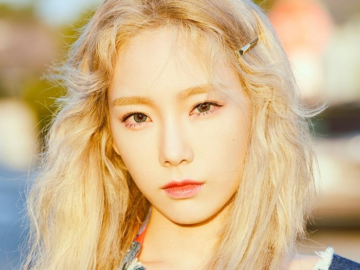 Foto teaser comeback solo Taeyeon SNSD