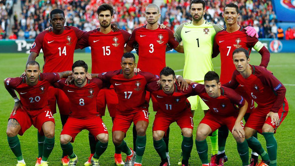 Ronaldo Pimpin Portugal di Piala Dunia 2018