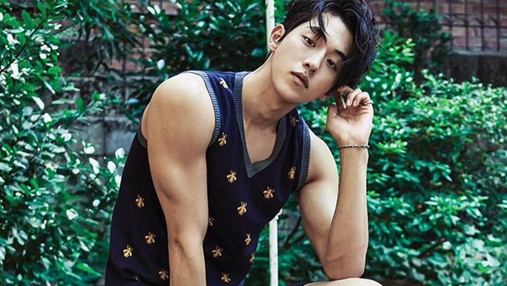 Foto: Bugar dan Sehat Seperti Nam Joo-hyuk, Aktor Korea Berwajah Imut