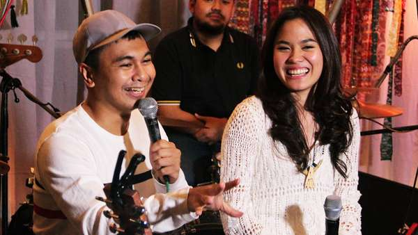 Didorong Sang Ayah, Sheryl Sheinafia Kini Jadi Seorang Bintang