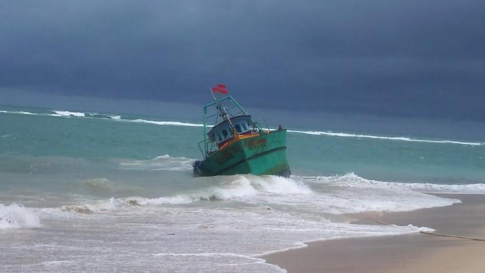 Ilustrasi Pantai Lhoknga (Agus Setyadi/detikcom)