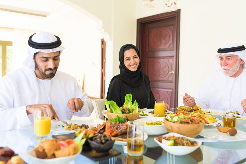 limbah makanan di arab