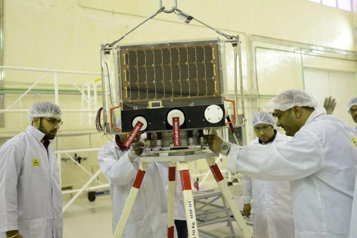 Peluncuran satelit LAPAN-A3. Foto: dok. LAPAN