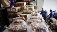 Masih Aman, Stok Daging Sapi di DKI Selama Ramadhan Capai 838 Ton