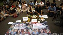 13 LSM Tolak Pabrik Semen Rembang, Minta Gubernur Ganjar Taati Putusan MA