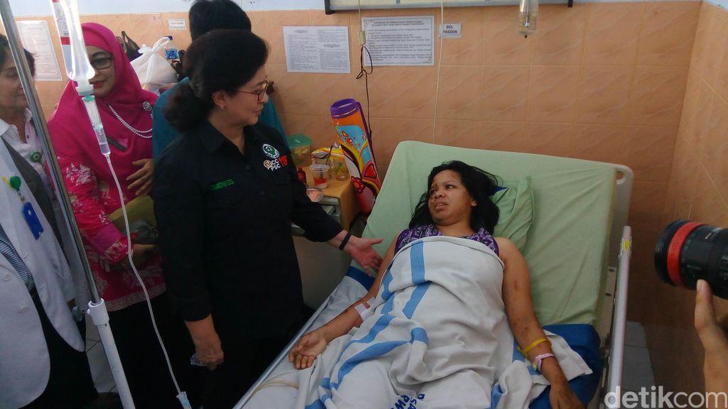 Meski Purworejo Dilanda Tanah Longsor, Menkes Pastikan Layanan Kesehatan Aman
