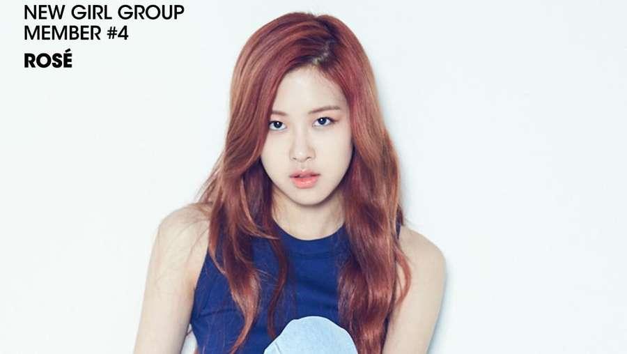Ini Rose, Member Keempat Girlband Baru YG Entertainment