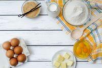 Dalam Pembuatan Kue, Ada Reaksi Kimia yang Disebabkan 4 Bahan Ini