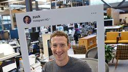 Terungkap dari Buku, Cara Bos Facebook Cegah Ketiak Basah Karena Gugup