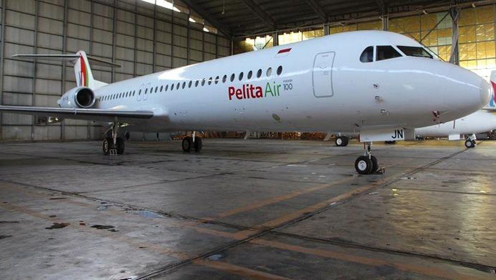 Potret Pelita Air, Disebut Bakal Gantikan Garuda Indonesia
