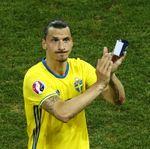 Zlatan Ibrahimovic Comeback ke Timnas Swedia?