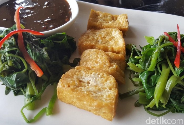 Morning Glory Fry , Thai Food