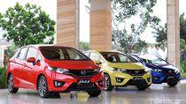 Honda Gandeng Perusahaan China, Bikin Jazz Bertenaga Listrik