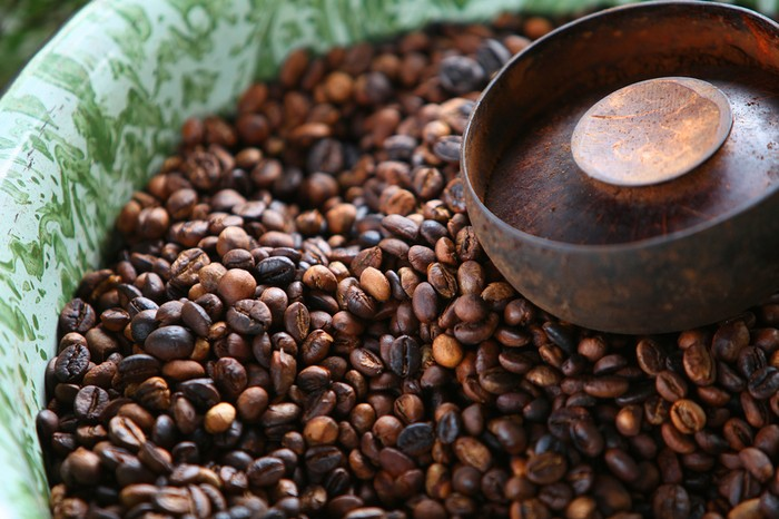 Jenis kopi di Indonesia. Foto: iStock