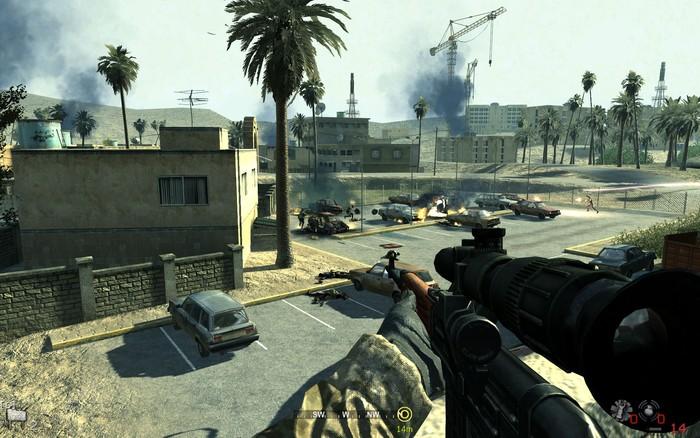 Call of Duty: Modern Warfare. Foto: istimewa