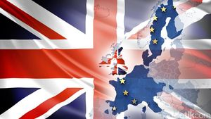 Inggris Cerai dari Uni Eropa