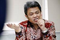 Ketua KPPU Muhammad Syarkawi Rauf