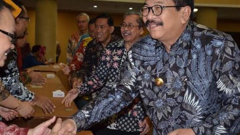 Gubernur Jatim Berharap RSU Soetomo Bisa Bersetara Internasional