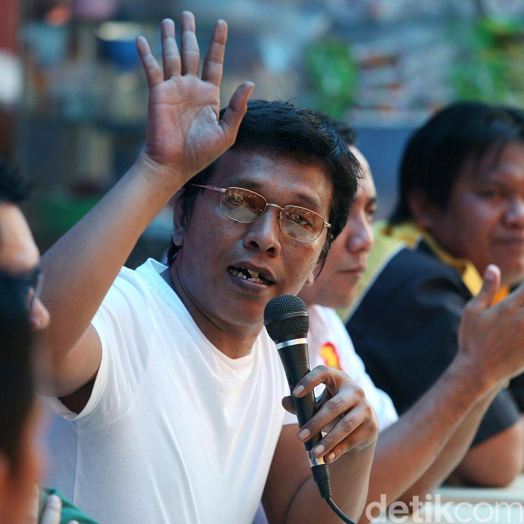 Digadang-gadang Jadi Menteri, Adian Napitupulu: Nggak Kuat
