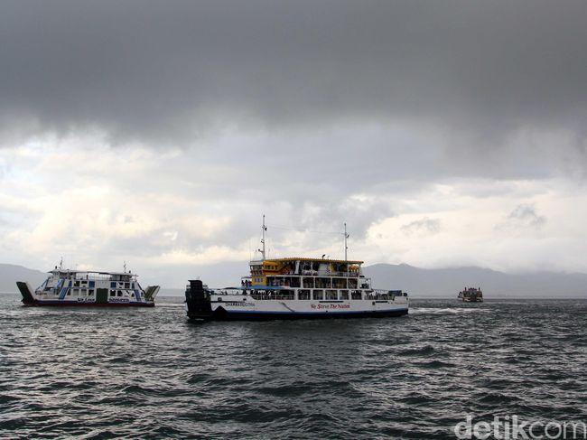 48 Kapal Ferry PT ASDP Siap Angkut Mudik Lebaran dari ...