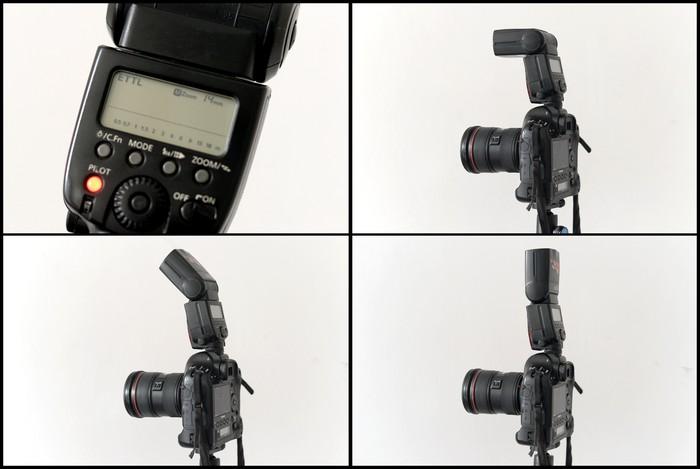 Cara Efektif Bermain External Flash dengan Mode Otomatis