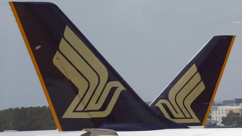 Alami Tail Strike Saat Mendarat di Yangon, Pesawat Singapore Airlines Rusak