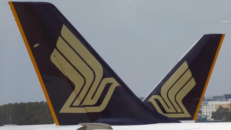 Selundupkan Emas Rp 644 Juta, Kru Singapore Airlines Ditangkap
