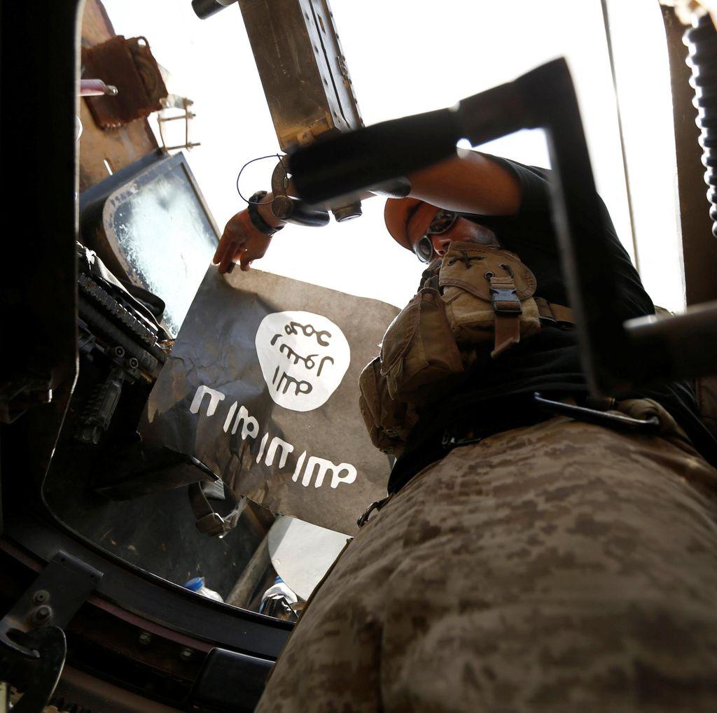 ISIS Eksekusi Mati Nyaris 700 Tahanan di Suriah Timur