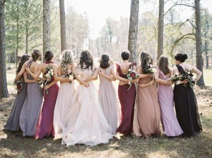 Ini Tren Pernikahan yang Paling Banyak Dicari di 2016, Menurut Pinterest