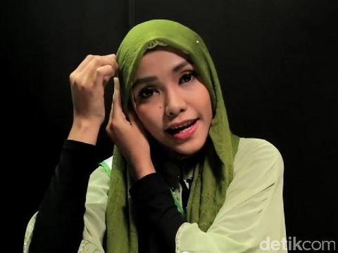 Tutorial Hijab Untuk Hangout Dari Kanya Cittasara Hijabers Asal Bali