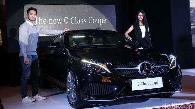 Mercedes C Class Coupe >> Ini Spesifikasi Mercedes Benz C Class Coupe Terbaru