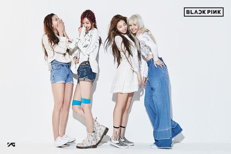 BLACKPINK menjadi nama girlband terbaru YG Entertainment.