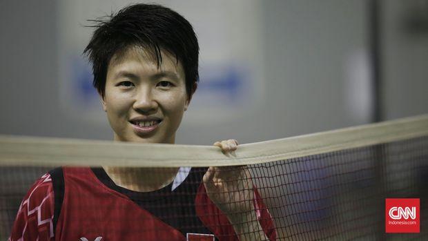 Liliyana Natsir selalu mampu membanggakan Indonesia di ajang internasional.