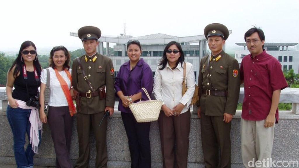 Kiprah Para Istri di Medan Diplomasi
