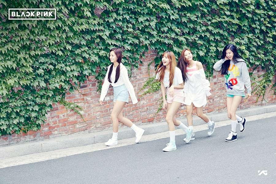 BLACKPINK, Girlband Baru YG Entertainment