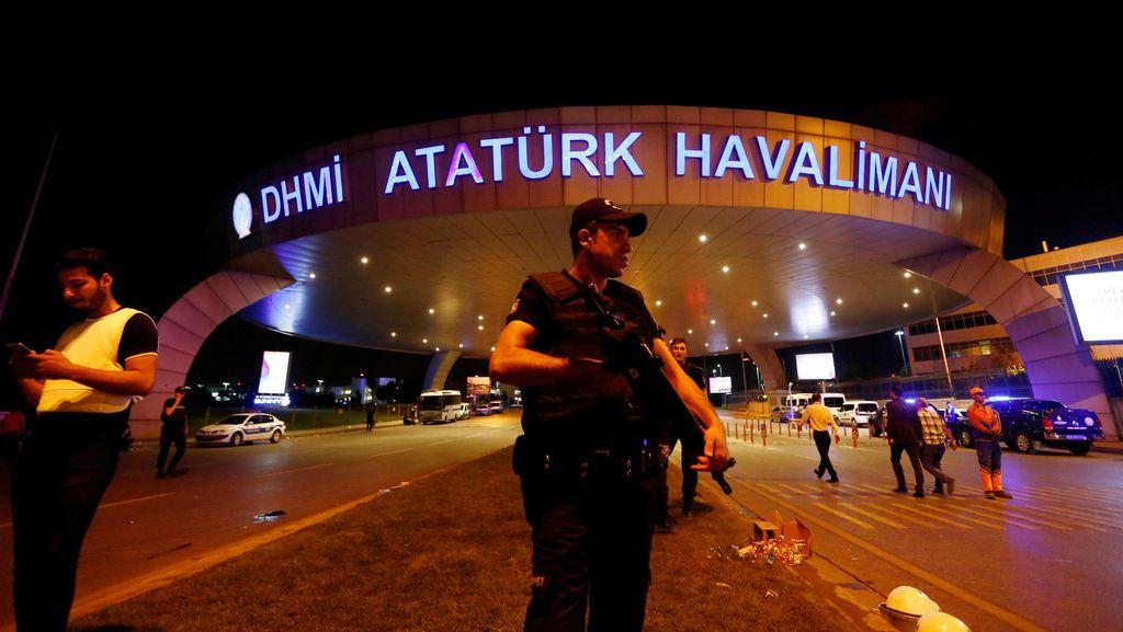 Turki Dibom, Facebook Aktifkan Safety Check