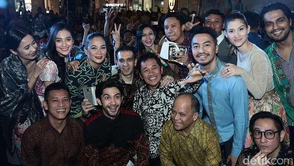 Serunya Meet and Greet Rudy Habibie di Yogyakarta!
